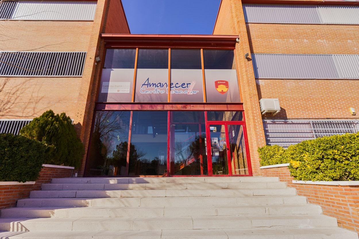 fotografo de arquitectura colegio madrid