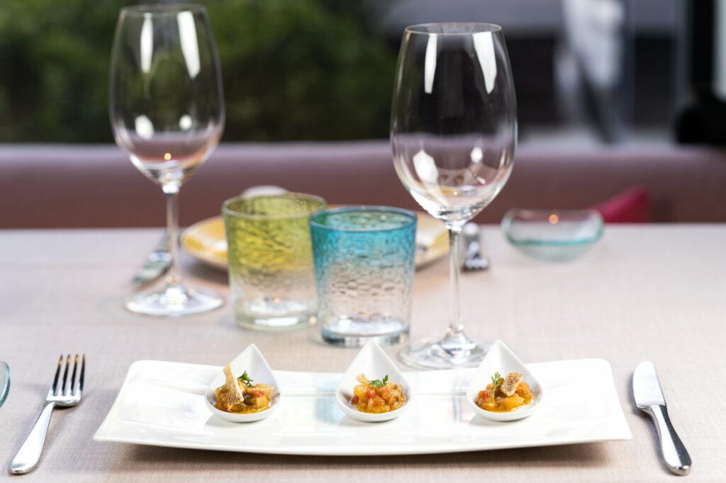 Fotografo de Alimentos Gastronomico Madrid restaurante