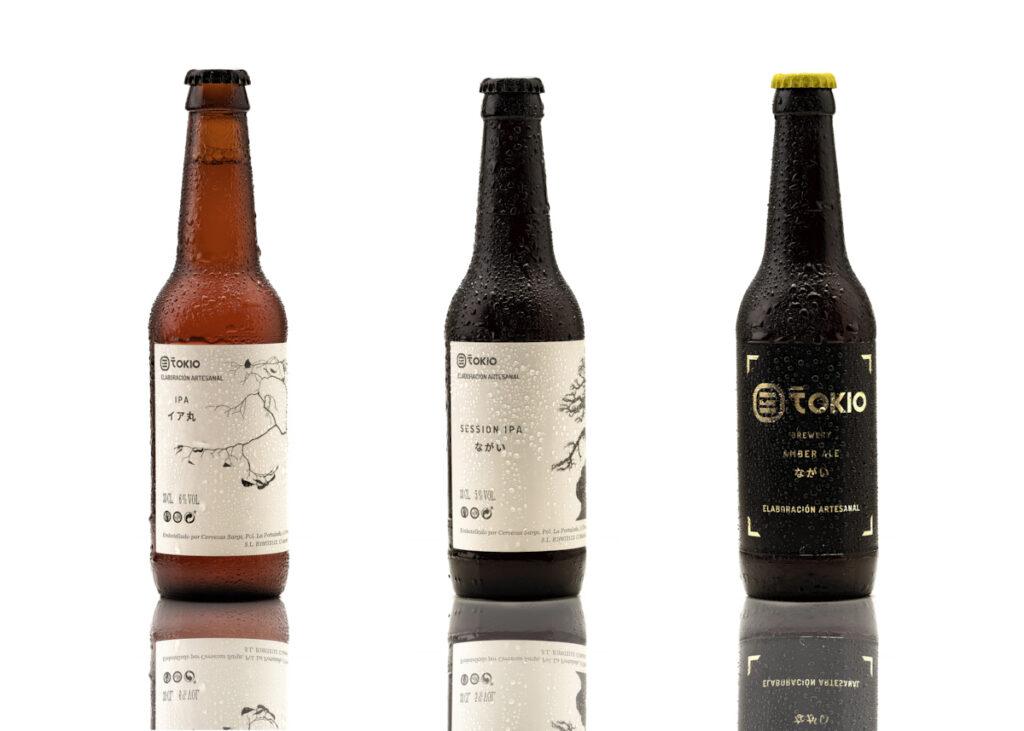 Fotografia de Productos Cervezas 3 Frescas