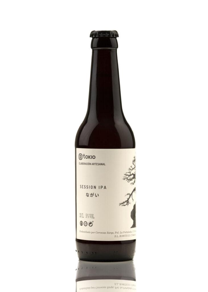 Fotografia de Productos Tokio Cerveza SESSION IPA
