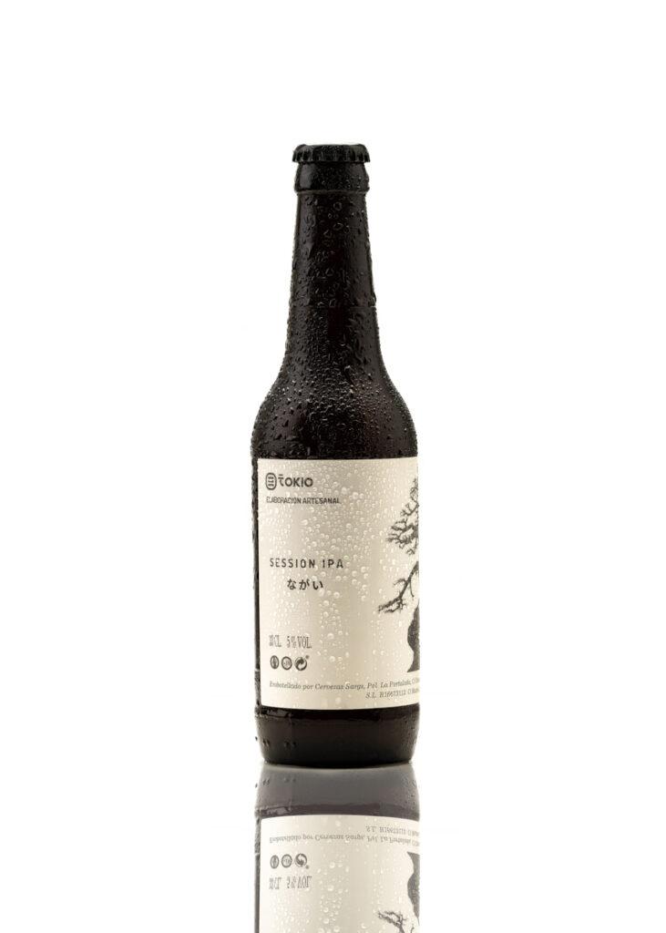 Fotografia de Productos Tokio Cerveza SESSION IPA Fresca