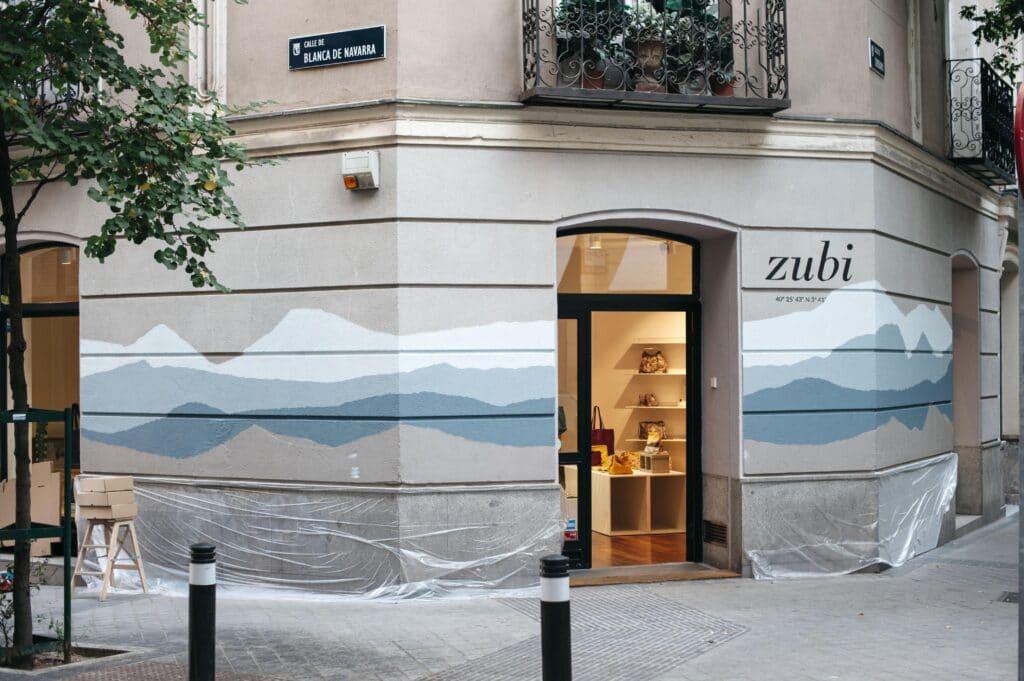 fachada zubi Madrid