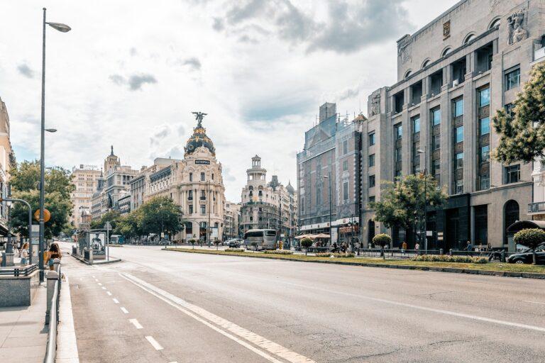 sitios para hacer sesiones de fotos en Madrid